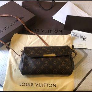 Louis Vuitton favorite morning